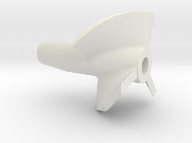 Propeller 3BL P27 in White Strong & Flexible
