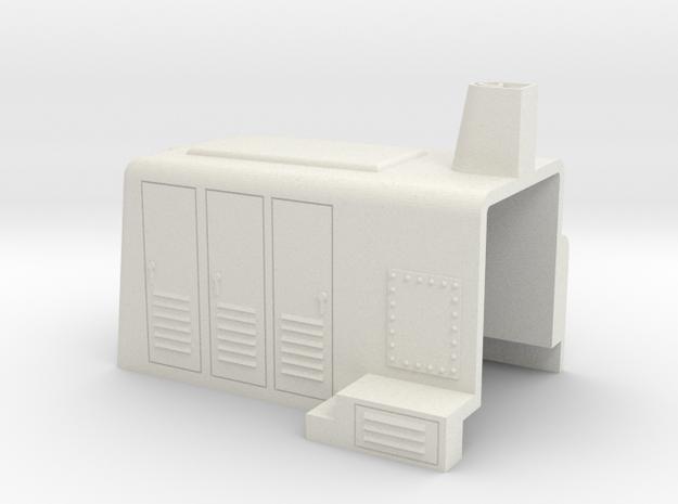 FGE Endcab hood  HOn30 3d printed