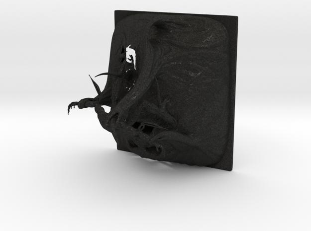Nightmare Man 3d printed