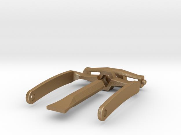 Camera Tie-Down Driver / Belt Buckle 3d printed