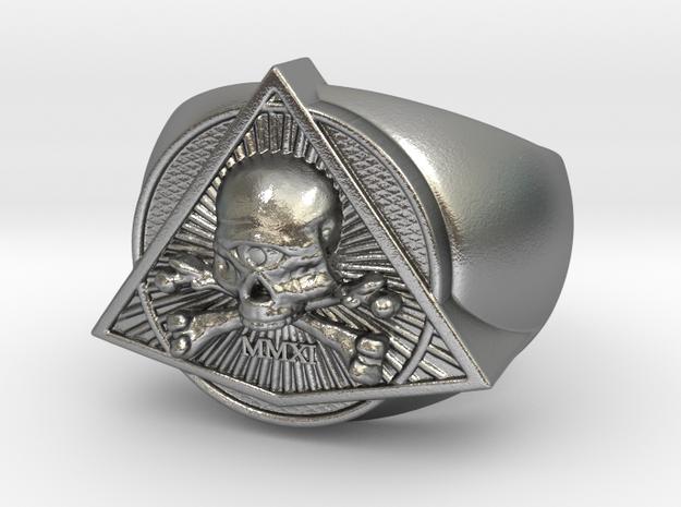 Saint Vitus Ring Size 11