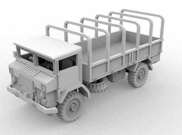 Australian Army ACCO 2 1/2 ton GS(HO/1:87) 3d printed
