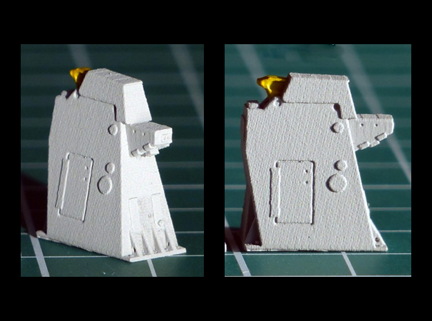 1/144 - Holddown Arms LC-34 (8x mixed)