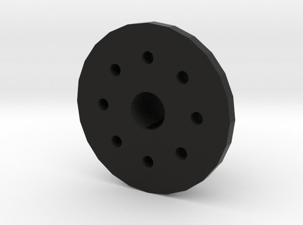 Partriot M4 3mm Barrel Tip in Black Natural Versatile Plastic