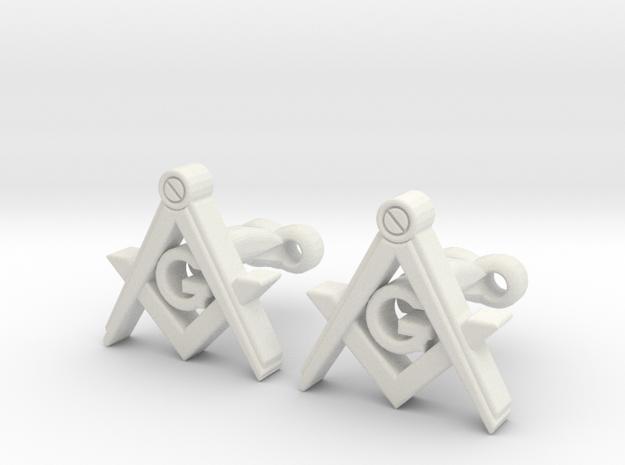 Freemason CL X2 in White Natural Versatile Plastic