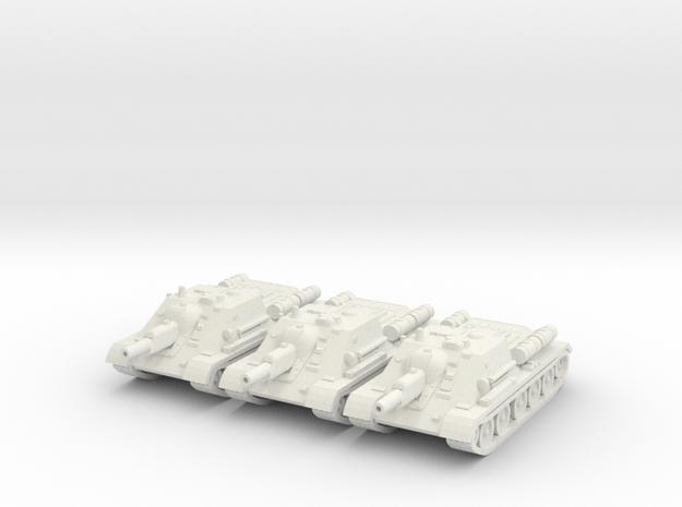 1/144 SU-122 SPG (3)