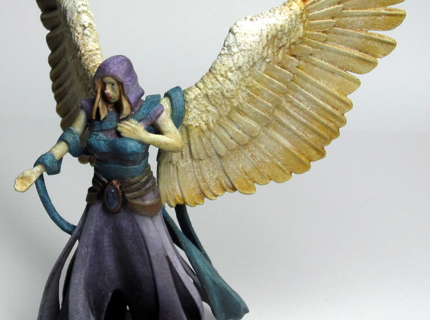 Giver of Mercy 3d printed Front - Painted