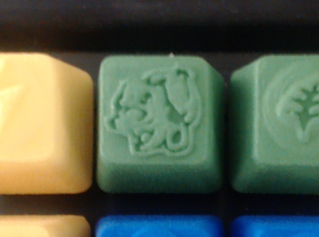 Bulbasaur Cherry MX R4 Keycap
