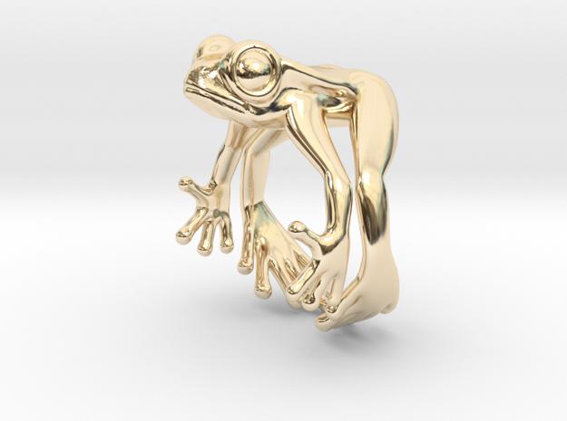 Frog Ring v2 15mm