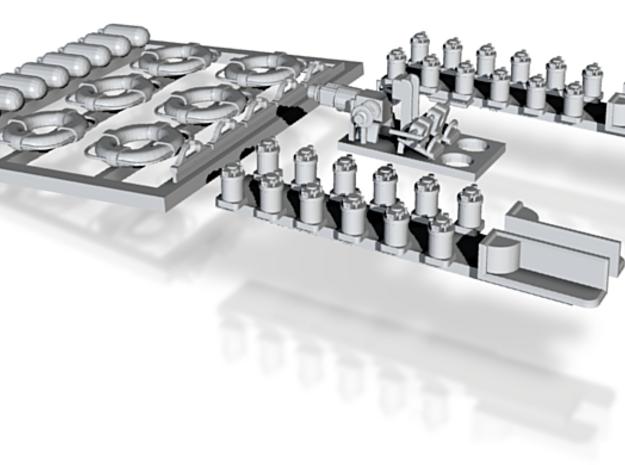 6001-Z-87-Bootszubehör für eigene Schiffs-/Bootsum 3d printed