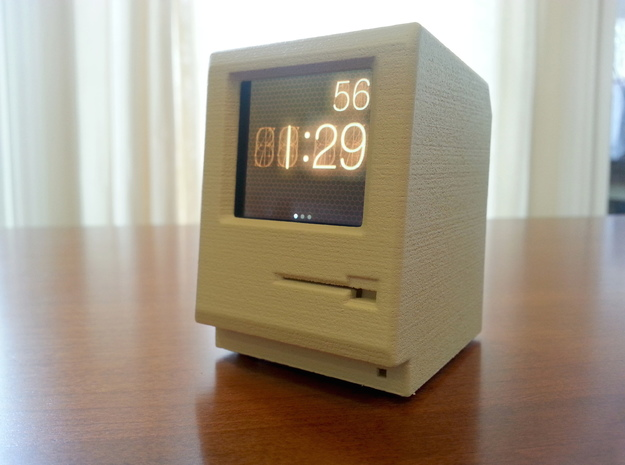 Macintosh 128k/512k/Plus iPod Nano dock