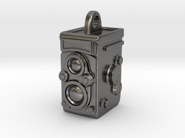 Rolleiflex Camera Pendant