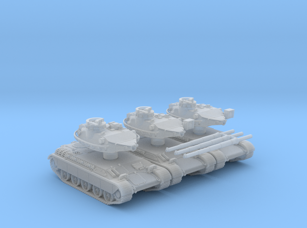 AMX-30E+30EM2-N-x3 in Frosted Ultra Detail