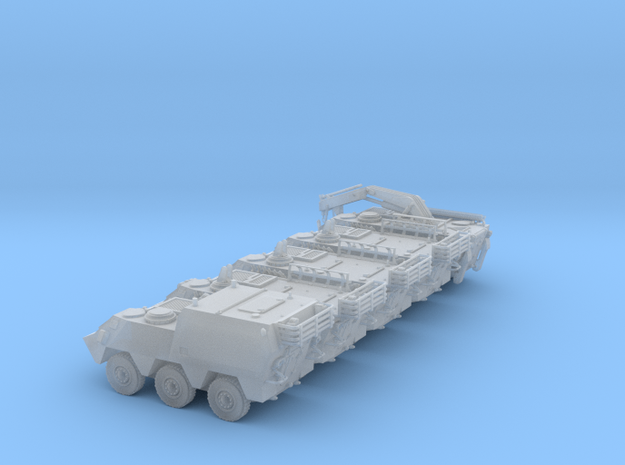 Pegaso BMR-M1-Z-SET-x5-VAR-proto-01 in Frosted Ultra Detail