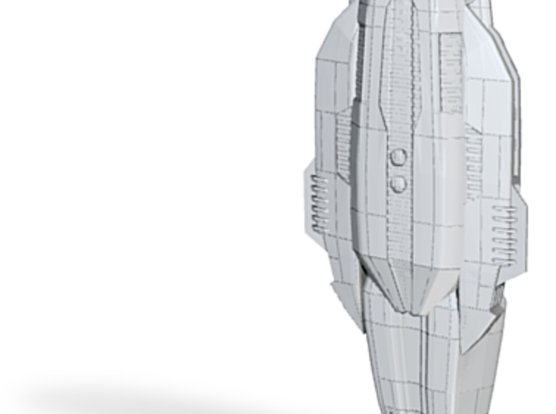 Cygnus 70mm 3d printed