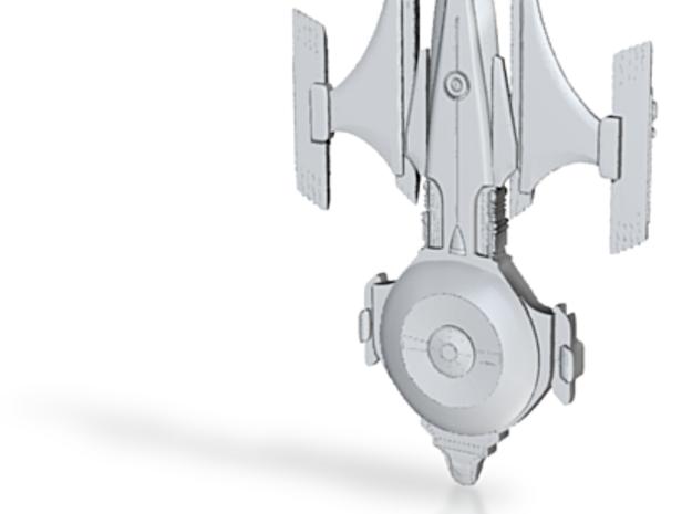 3D Spaceship 3d printed