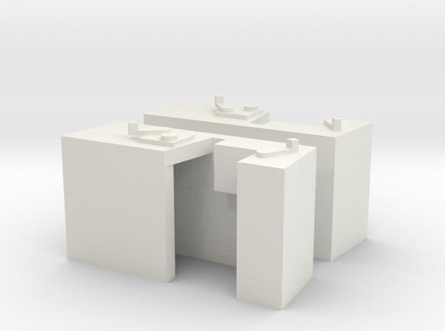 Fahrschalter KSW in White Strong & Flexible