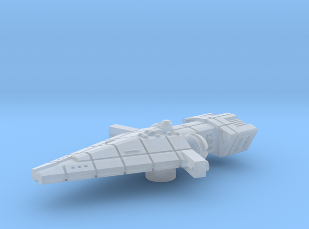 Orion (KON) Frigate in Smooth Fine Detail Plastic