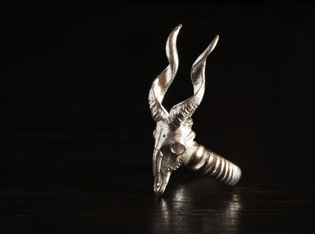 Antelope Ring size7 17.3mm + more sizes