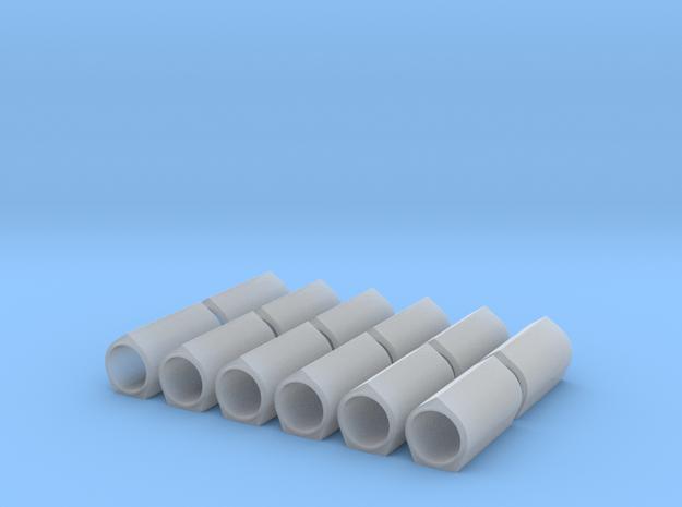 H0 1:87 Großlastrohr DN 400/1000 in Smooth Fine Detail Plastic