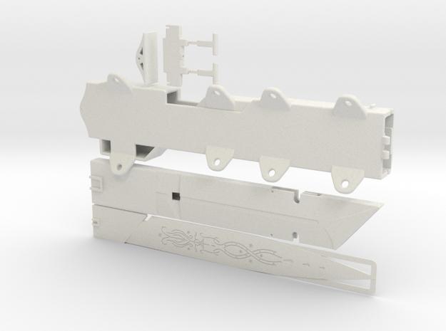 Aveline (R) Prop Kit 3d printed