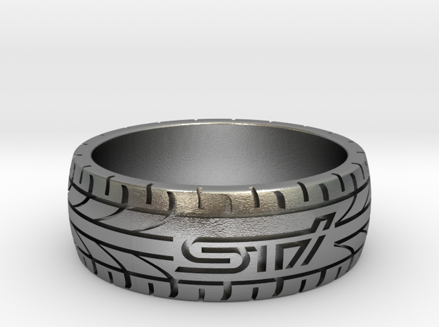 Subaru STI ring - 20 mm (US size 10)