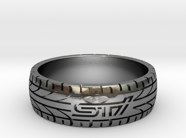 Subaru STI ring - 23 mm (US size 14)