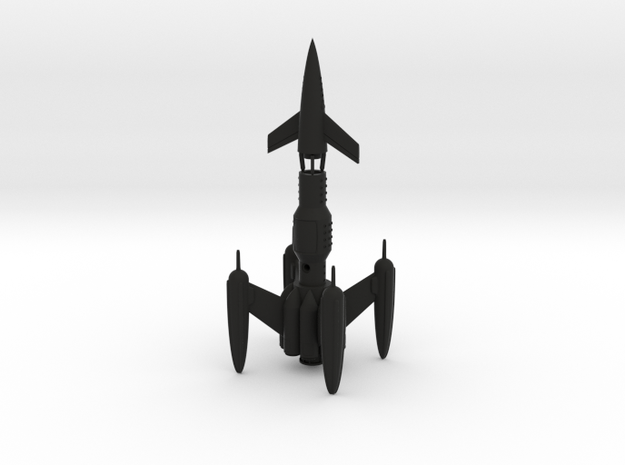 """R-Rocket """"Earth"""" Class Large 3d printed"""