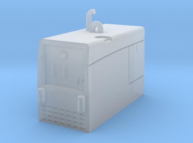 1/64 Generator/Welder Trailblazer 302 Gas in Smooth Fine Detail Plastic