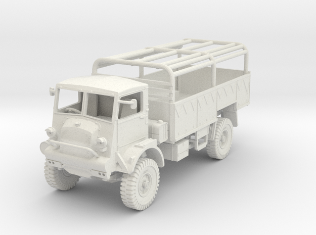 Bedford QLD (1:56 Scale) in White Natural Versatile Plastic