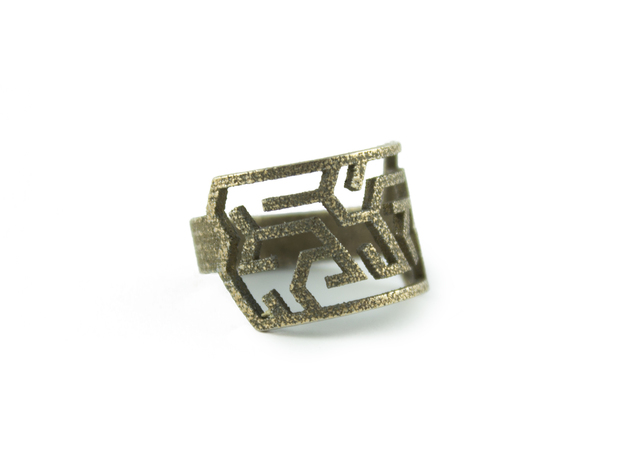 Maze Delta Ring size US6