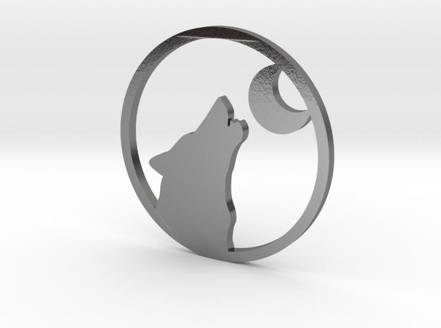 Wolf Moon howler 3d printed