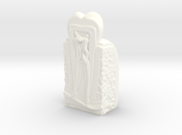 Keep 'em clean Tooth Model 3d printed