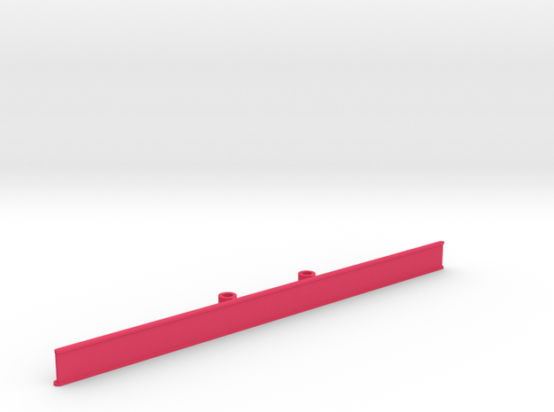 ZMR250 Bumper V7.1 - 150mm in Pink Strong & Flexible Polished