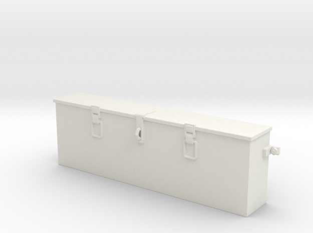 1/16 IDF M50/51 Tool box in White Strong & Flexible