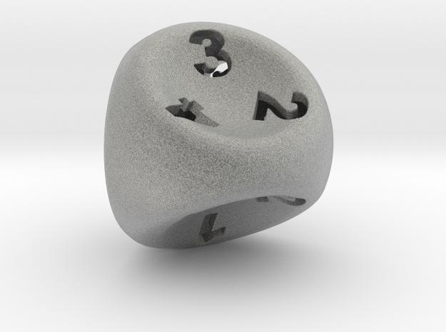 D4 in Metallic Plastic