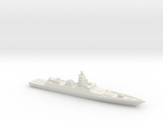 Admiral Gorshkov 1/600 in White Natural Versatile Plastic