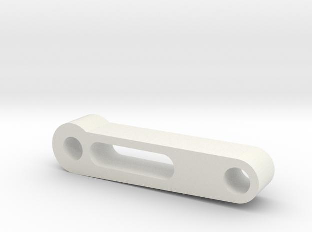 VSR/Bar-10 TDC Hop Up Arm V2 in White Natural Versatile Plastic