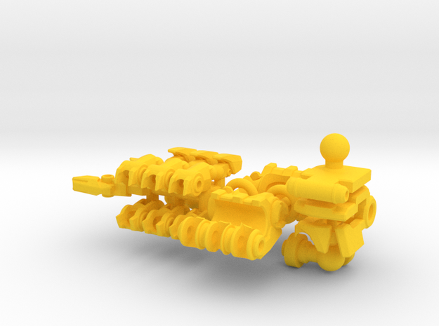 HA Bumblebee hands 3d printed