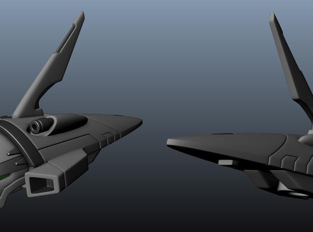 VF-4C/G/K Custom Head Unit 3d printed