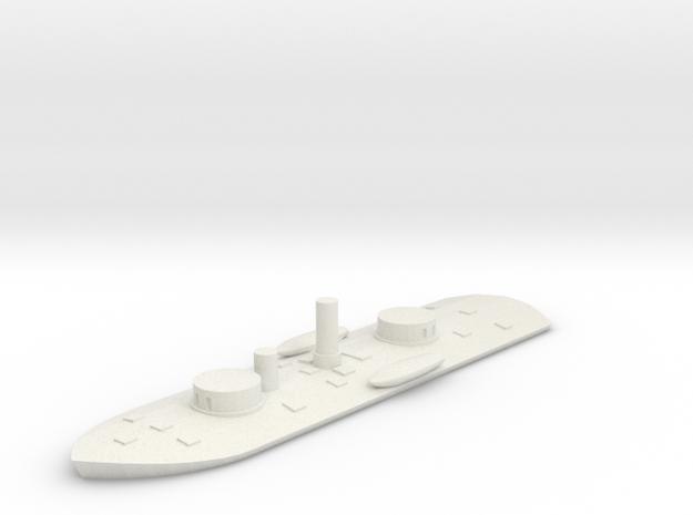 1/600 Milwaukee Class River Monitor  in White Natural Versatile Plastic