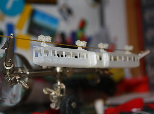 WSW GTW 72 (N scale) in Smooth Fine Detail Plastic