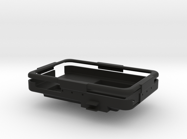 No. 10 - ToughPad Case for Panasonic FZ-M1 in Black Natural Versatile Plastic