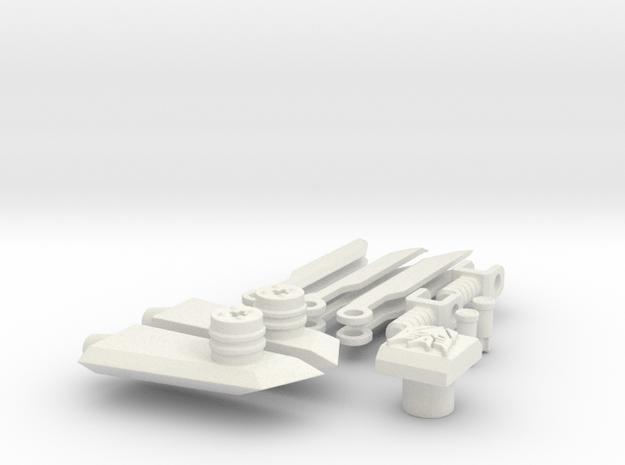 DOTM Voyager Skyhammer Assault kit MEG version