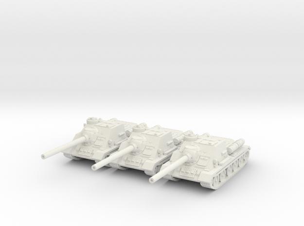 1/160 SU-100 tank hunter