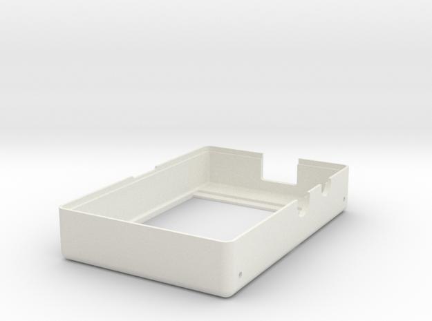 Raspberry Pi DIY Camera - Bottom in White Strong & Flexible