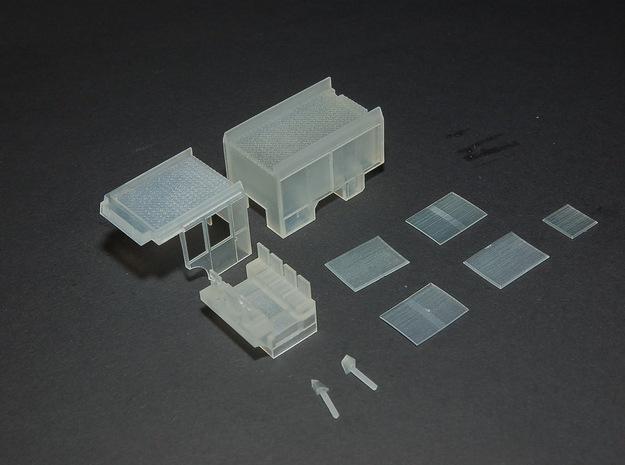 Metz GST LF16 3d printed