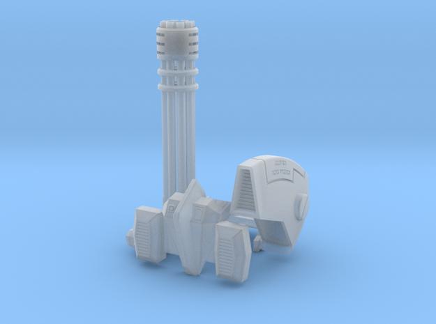 Tsunami Mech Upgrade Kit in Smooth Fine Detail Plastic