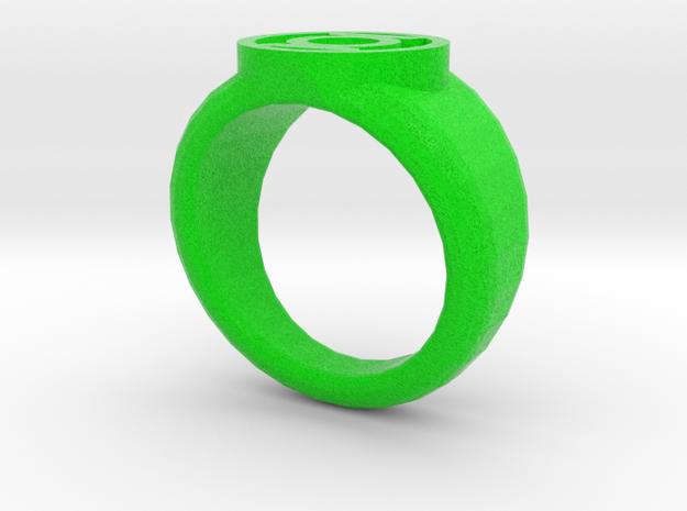 Green Lantern Ring