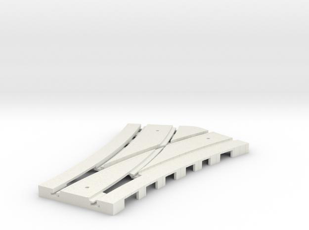 P-165stp-half-y-point-250r-100-live-pl-3a in White Natural Versatile Plastic